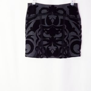 Free People Going for Baroque  Mini Skirt